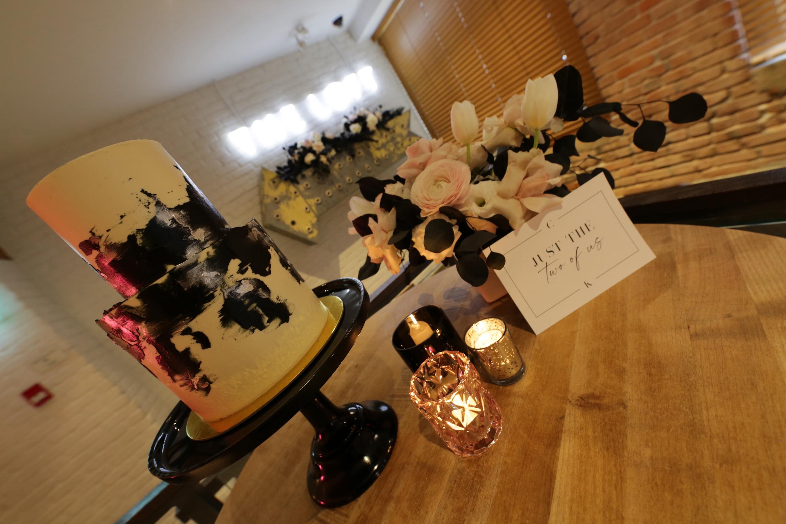 Wedding Cake   LC Media Corp
